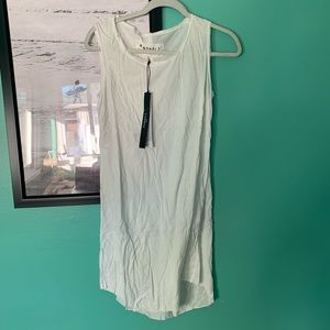 Rundholz Sleeveless t-shirt dress